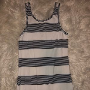 Roxy Maxi Dress in Stripe